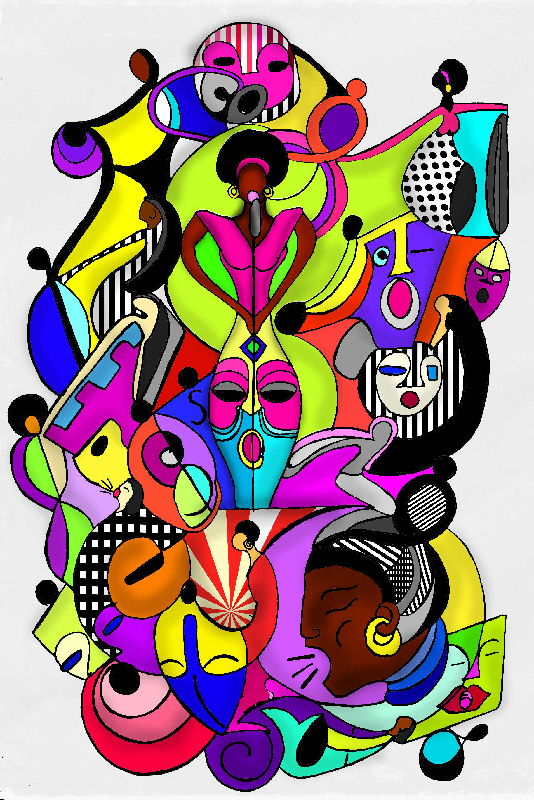 The Singer(Musician Series)